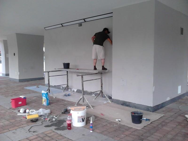Stavební práce praha