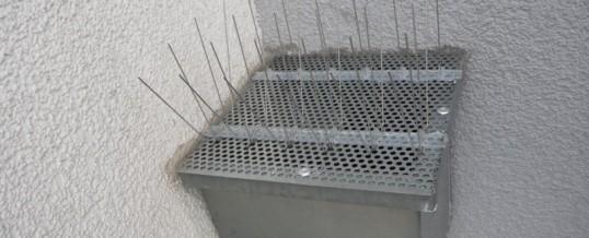 Hroty proti usedání ptactva, Praha: Montáž