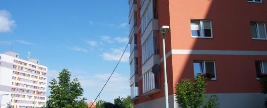 Bytový dům, Praha: Demineralizované mytí